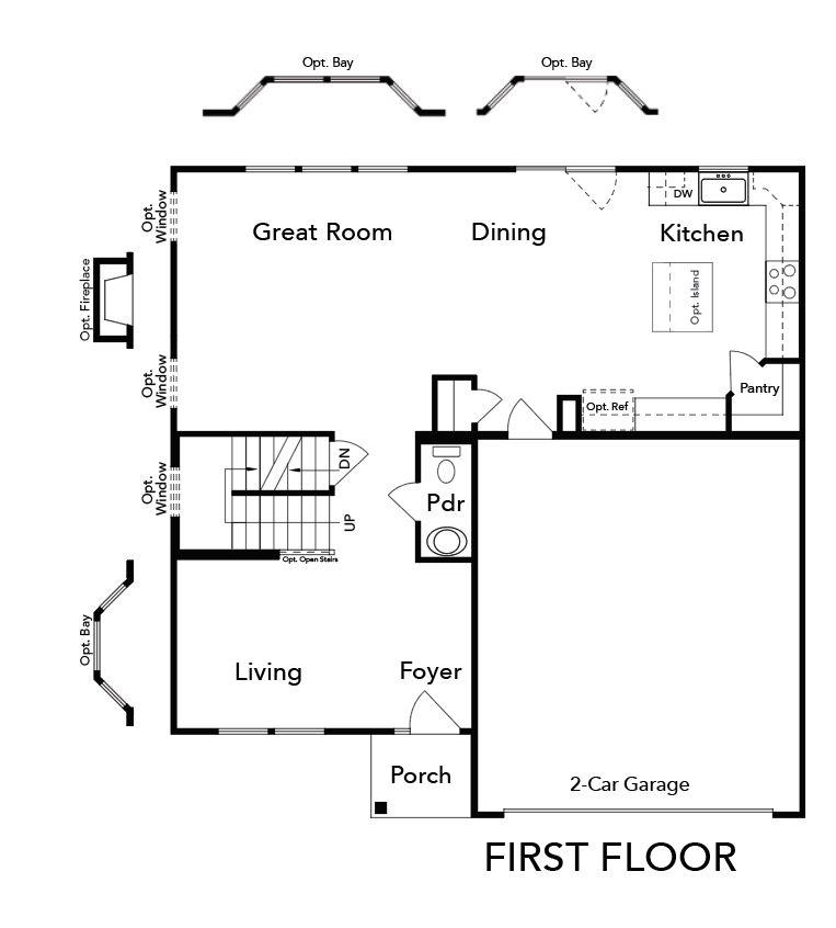 Barkley First Floor