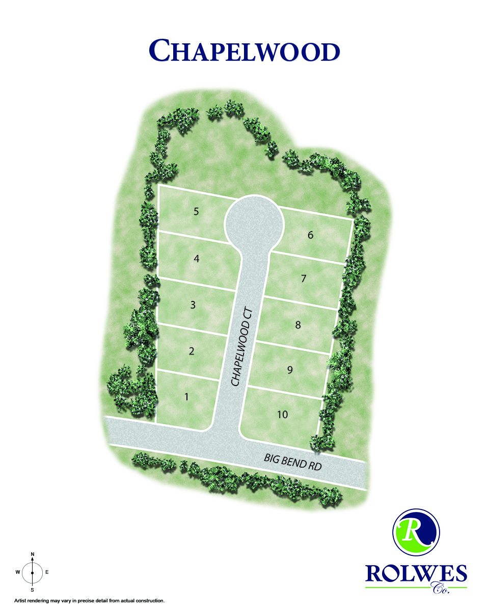Chapelwood Estates-Rolwes-SITE