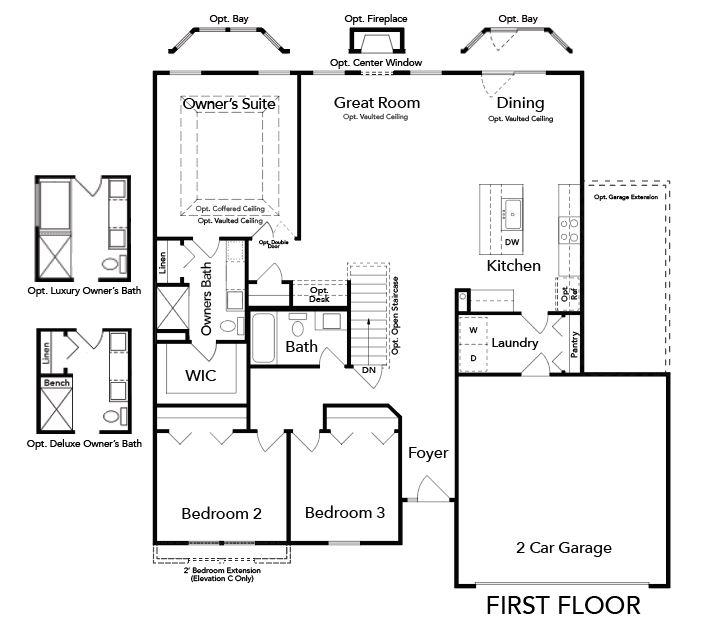 Rockport First Floor