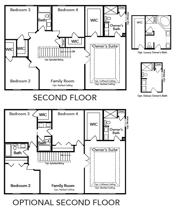 Hartford Second Floor