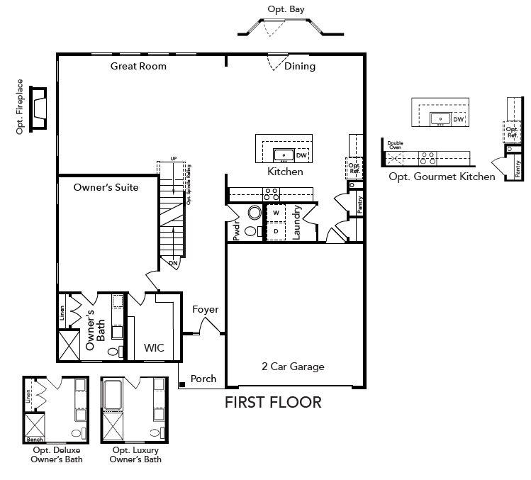 Sienna First Floor