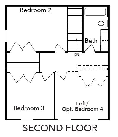 Sienna Second Floor
