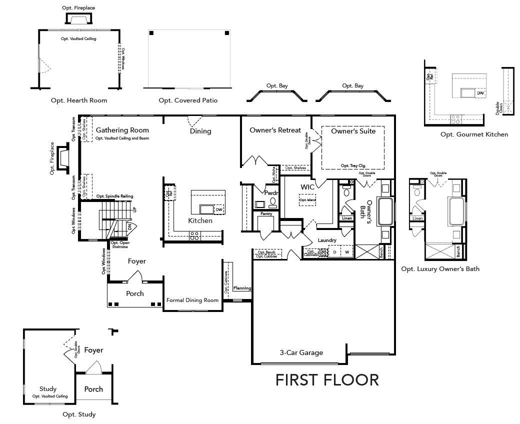 Kingston First Floor