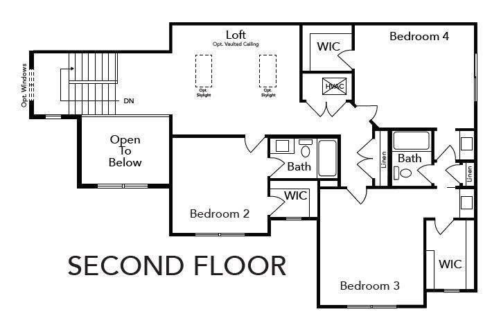 Kingston Second Floor