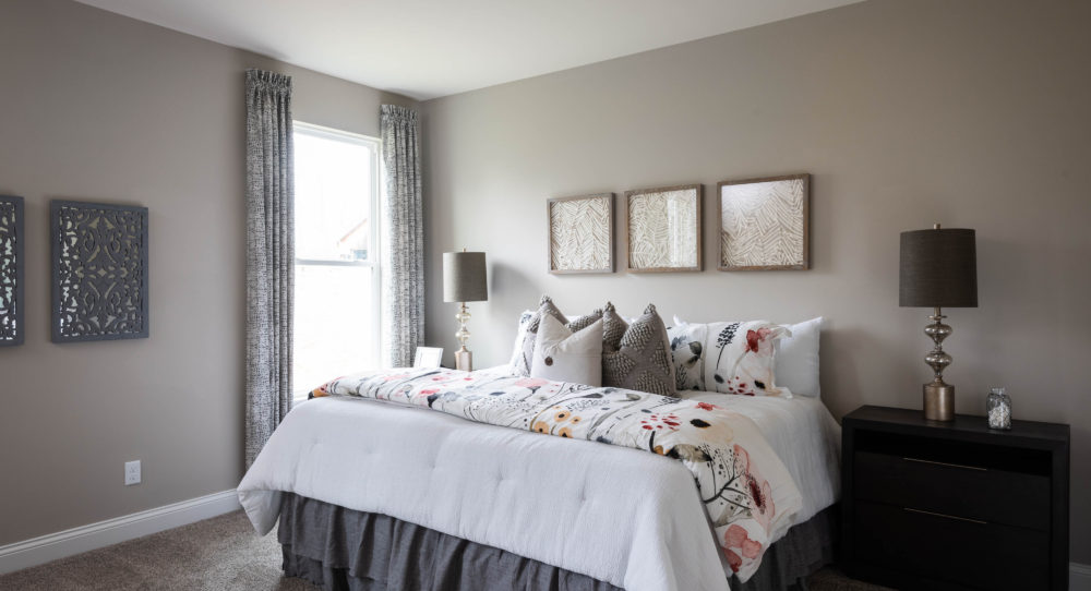 Master Suite in Ranch Home, Oakville