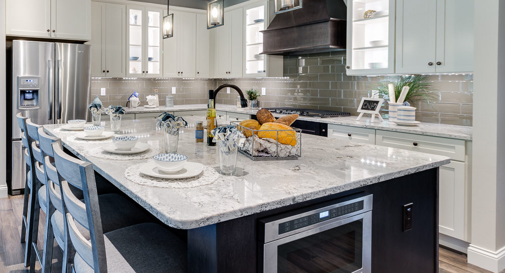 Gourmet Kitchen with Vent Hood