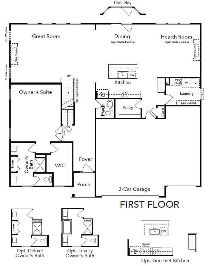 Savannah First Floor