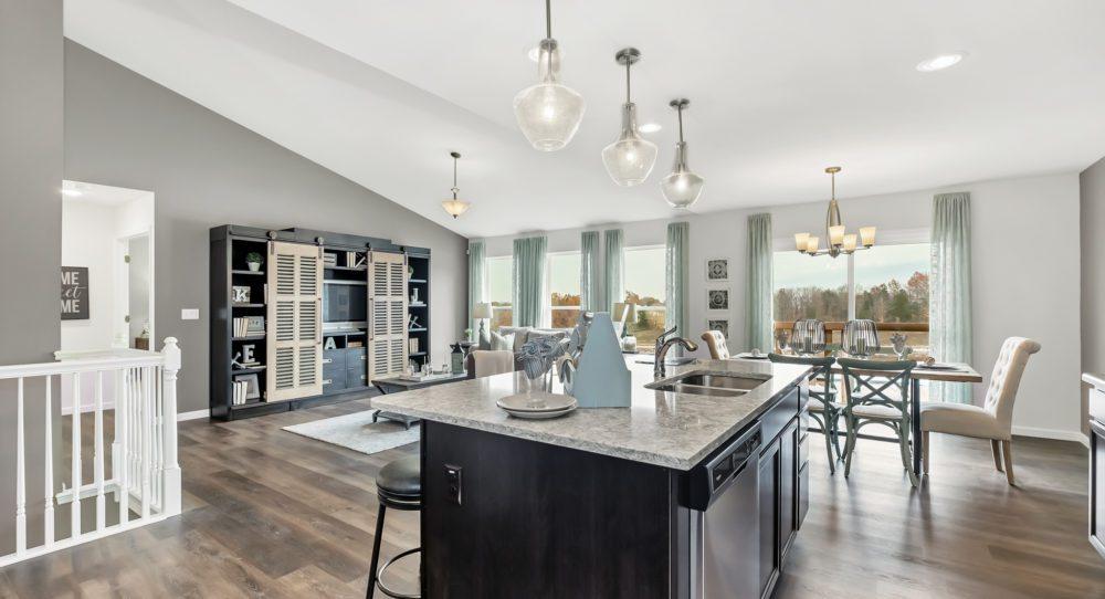 Open Floor Plan New Homes Festus