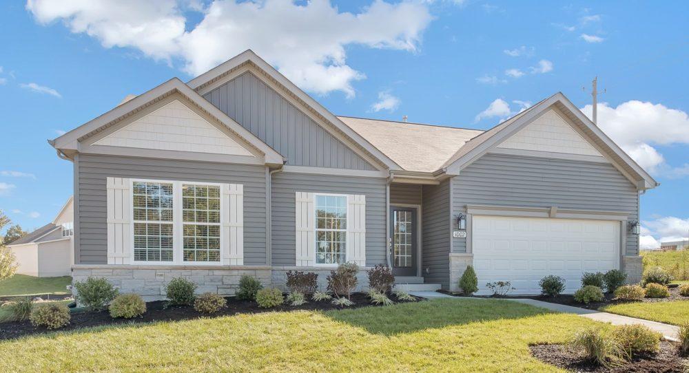 New Homes: Troy Missouri