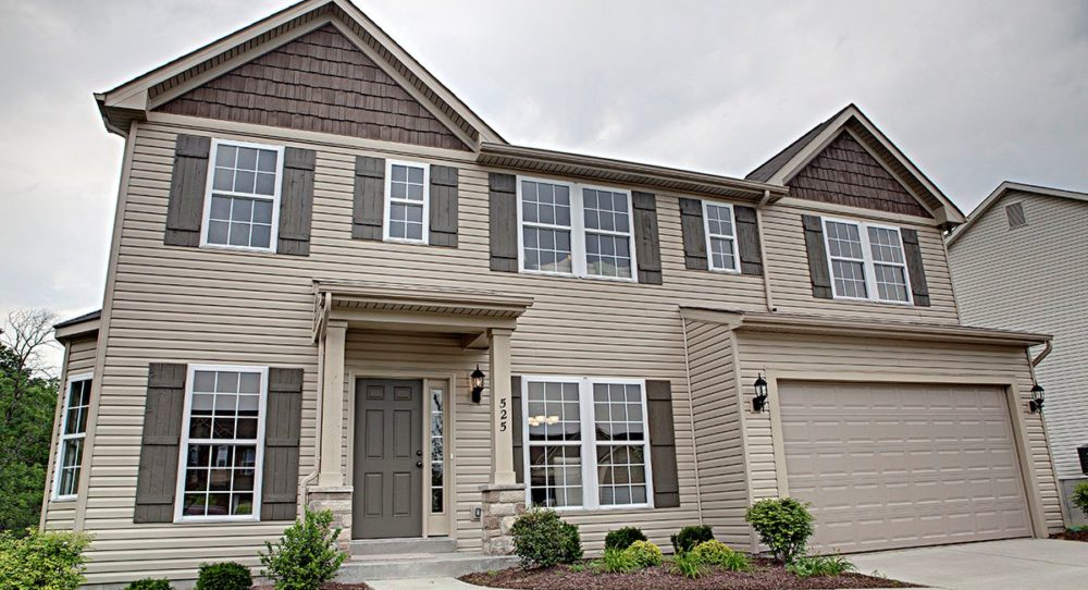Two Story Rolwes Home