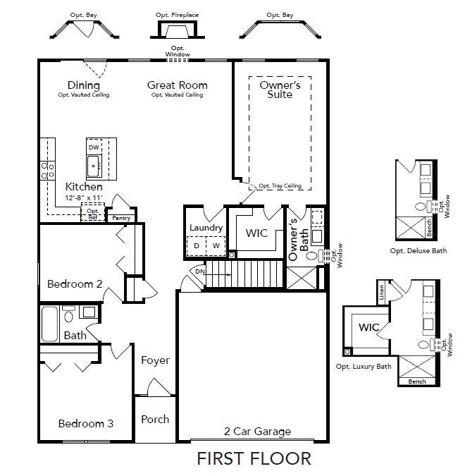Savoy First Floor